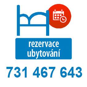 Rezervace ubytování v Penzionu Poodří
